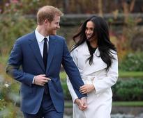 Revealed: Prince Harry to marry actress Meghan Markle on May 19