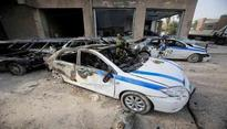 Car bomb injures 14 Afghan soldiers in Helmand