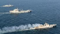 Indian, Royal Navy to take part in exercise Konkan 2016