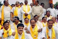 MLA Andhra Pradesh : Another YSR Congress MLA joins Telugu Desam Party; 15th in a row