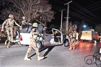 Militant attack kills 61 in Pak police academy in Quetta