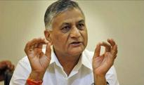 Air travel bills of VK Singh and Sadanand Gowda not cleared by Ministry