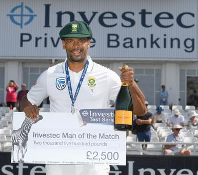 Is he the 'new Kallis' of South Africa?