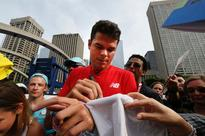 Rogers Cup there for Raonic's taking