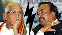 Karnataka BJP a divided house: Its Mission 150 may become Mission Impossible