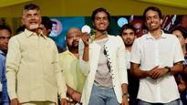 Andhra Pradesh govt hands over Rs 3 crore to Rio medallist PV Sindhu