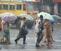 Rainfall lashes Dahanu in Palghar district, 401mm recorded till morning