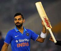 Kohli hits ton; India beat New Zealand by 7 wickets in 3rd ODI