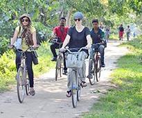 'Majuli on Cycle' tour organised