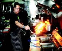 'My next restaurant is going to be India inspired'