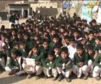 World Childern Day function in Orakzai Agency Report by Shaheed Khan orakzai