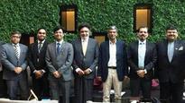 Visiting Indian delegation seeks to enhance trade, investment