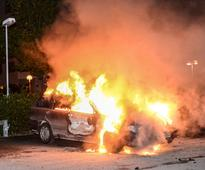 Sweden's capital Stockholm shaken by second day of riots