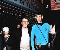 Calgary Comic Expo welcomes Spock lookalike who sounds just like Leonard Nimoy