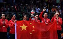 China extend Uber Cup domination