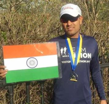 The Indian runner who made history in Boston