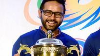 Parthiv Patel unperturbed about India future after 'dream season'