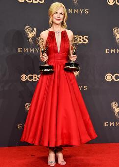 Emmys 2017: Aziz, Nicole, Reese, Riz...