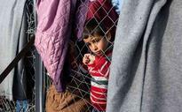 Pope says refugees 'not dangerous, in danger'