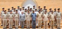 Bahraini-Egyptian military cooperation discussed