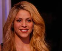 Shakira urges Davos elite to nurture future leaders