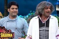 Kapil Sharma teases Sunil Grover with a picture of Dr. Mashoor Gulati's son and it is hilarious