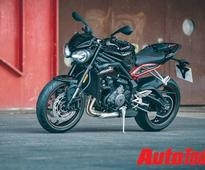 2017 Triumph Street Triple 765 launched at Rs 8.50 lakh