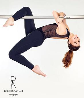 Jacqueline sizzles on the pole for Dabboo Ratnani`s calendar
