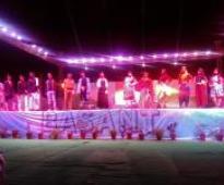 BKBIET Pilani Rituraj of College Fests in Rajasthan BASANT 2K17 Dance Music Drama Triveni