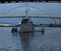 Sea Hunter ASW Continuous Trail Unmanned Vessel (ACTUV)