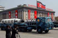 North Korean missile explodes on launch day