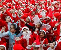 Christmas brings out diversities little known in India: From Santhals to Gonds and Mizos