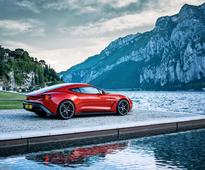 Aston Martin wows with new Zagato Vanquish