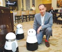 Robots show their personality at Consumer Electronics Show