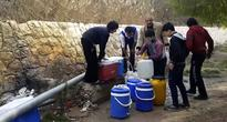 Damascus Water Shortage Threatens 5.5Mln People, May Trigger Epidemic