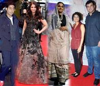Aishwarya, Vidya in Cannes; what hubbies Abhishek, Siddharth doing at home?