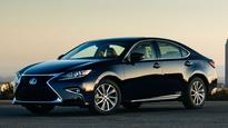 Lexus India launches ES 300h, RX 400h and the LX 350d; prices start at Rs 55.27 lakh