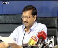 Kejriwal Accuses Modi Govt Of Targeting AAP