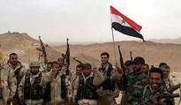 Syrian Army Advances into IS De Facto Capital