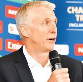 Steve Elworthy appointed MD of ICC WC 2019