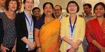 BRICS members at a conference on Smart Cities