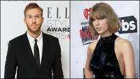 Did Taylor Swift break up with Calvin Harris over the phone?
