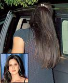 Katrina Kaif at Ranbir Kapoor's film bash; Deepika Padukone missing!