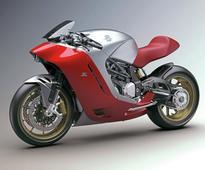 Zagato creates MV Agusta F4Z one-off motorbike