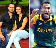Pakistan-Born South African Cricketer Imran Tahir's Shocking Transformation Over The Years