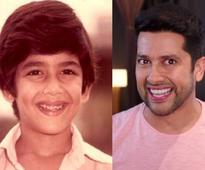 PIC: This is how Aftab Shivdasani looked as a child