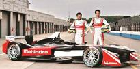 Mahindra Racing record best ever points haul in Formula E