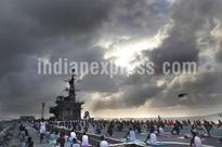 Yoga Day celebrated on INS Viraat
