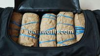 Mangaluru: CCB police raid lodge at Falnir, seize 10 kg ganja, arrest three