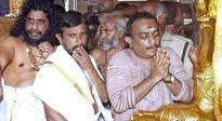 Sabarimala temple closed after rituals